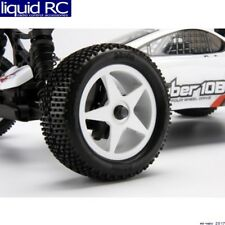 HPI Racing 100867 Ultra 5 Wheel White 2.2 inch x26mm (2)