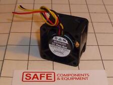 Sanyo Denki Fan Brushless Fine Ace 109P0412F3D01 40x40x28mm DC 12V MM-043