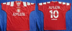 Arílson SC #10 INTERNACIONAL Porto Alegre BRAZIL jersey shirt 1997 ADIDAS SIZE L