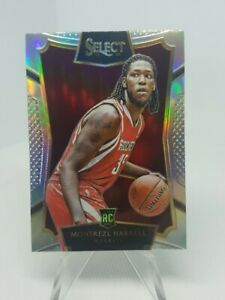 Montrezl Harrell 2015-16 Select Silver Prizm Rookie Card RC SP