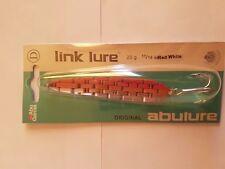 1 Cucchiaino Abu Garcia Link Lure mis D 20 gr Bianco-rosso Abulure Bo137