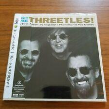 Beatles - Meet The Threetles! - NEW sealed Mini-LP CD