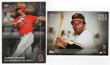 2016 Topps NOW #420-A - ALBERT PUJOLS Passes Frank Robinson in HR, Only 656 Made