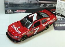 Josh Wise #7 Taxslayer 2011 Chevy Impala Action 1/24 Action Lionel NASCAR 11 24