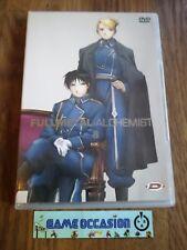 FULLMETAL FULL METAL ALQUIMISTA N°8 EPISODIOS 37 A 41 DVD VF
