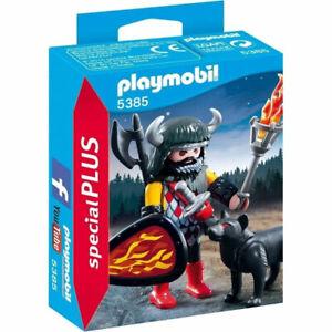 Playmobil Special Plus Figurines 5385 Wolf Warrior