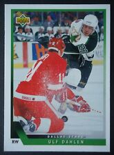 NHL 360 Ulf Dahlen Dallas Stars Upper Deck 1993/94