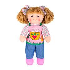 Bigjigs Toys Elsie 30cm Soft Rag Doll