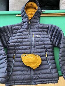 Rab Microlight Alpine Men's Jacket Size Small  Grey Immaculate