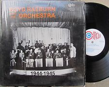 JAZZ DANCE LP: BOYD RAEBURN & HIS ORCHESTRA 1944-1945 Circle CLP-22 near mint