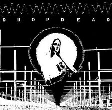 """Dropdead - s/t Self Titled 12"""" Vinyl LP - NEW COPY - Hardcore Punk Grindcore"""