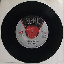 "SONNY & CHER The Beat Goes On 7"" Single USA Pressing 45rpm Vinyl Excellent"