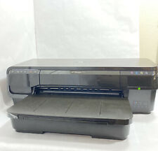 HP Officejet 7110 Inkjet Large Format Printer Open Box Might Need Ink
