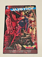 Justice League Trinity War TPB - Hardcover - DC Comics - Excellent Shape