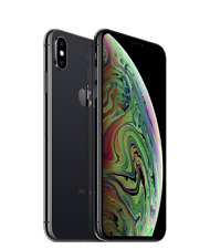 NEW Apple iPhone XS Max 64GB SPACE GRAY UNLOCKED AT&T T-MOBILE VERIZON