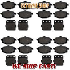(12 Sets) Yamaha F+R Brake Pads Warrior YFM 350 (87-88) Banshee YFZ 350 (87-89)