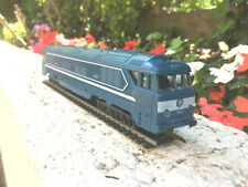 Motrice  Diesel Mehano HO CC 70000 SNCF