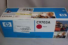 C9703A Genuine HP  Toner Cartridge Color LaserJet 1500, Magenta FAST SHIPPING