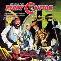 EIN FALL FÜR PERRY CLIFTON - DAS GEHEIMNIS DER WEIßEN RABEN, W. Ecke CD NEU