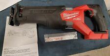 Milwaukee 2821-20 M18 FUEL Brushless Cordless Reciprocating Saw NEW FREE SHIPP
