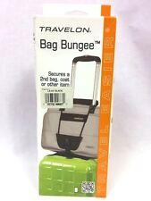 Travelon Travel Easier Bag Bungee, Black