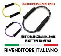 Anello ELASTICO CROSSFIT Fasce Elastiche Bande  Fitnesst Palestra TRAZIONE