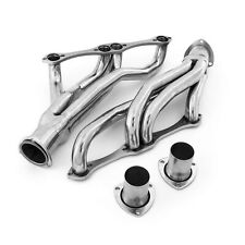 Chevy SBC 350 Chevelle Camaro 1967-81 Stainless Steel Flange Exhaust Headers