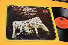 BEATLES LP IN THE BEGINNING ORIG ITLAY 1974