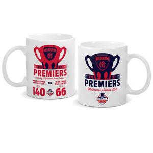 AFL Melbourne Demons Premiers 2021 Premiership Coffee Cup Mug