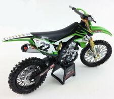 New Ray Toys CHAD REED Kawasaki KXF450 Die-Cast Motocross Toy Model Bike - 1:12