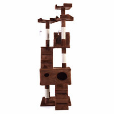 Pet Furniture Tree Tower Condo Cat Post House Play Scratching Kitty 67 Scratch