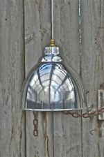 Aluminium Reproduction Art Moderne 20th Century Antique Lamps