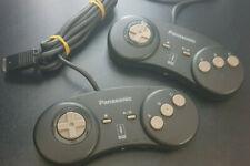 2x 3DO Real Control Pad FZ-JP1X JAPAN Panasonic