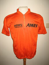 Holland worn by RIDER jersey shirt KNWU cycling wielrennen radsport size XL