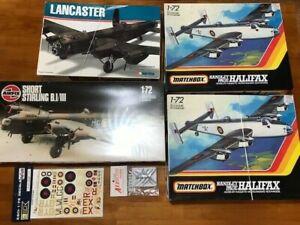 WWII British Heavy Bombers