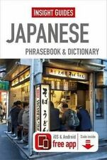 Insight Guides Phrasebooks: Japanese by Insight Guides (Paperback, 2015)