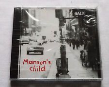 MANSON' S CHILD Manson's child EP-FRENCH CD PARKLIFE Rds -indie power pop SEALED