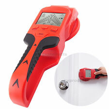 "Wood Stud Metal Voltage Cable Wire Detector Finder 2.3"" LCD w/ Auto Marker"