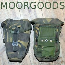 BRITISH ARMY CANTEEN CARRIER POUCHES - DMP IRR - [NSN 8465-99-132-1556]
