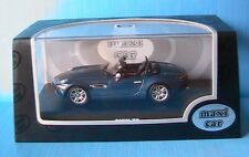 BMW Z8 ROADSTER BLUE MAXICAR 1/43 MAXI CAR BLAU BLEU CABRIOLET OPEN TOP