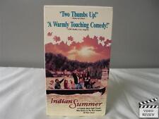 Indian Summer VHS Alan Arkin, Matt Craven, Diane Lane, Bill Paxton; Mike Binder