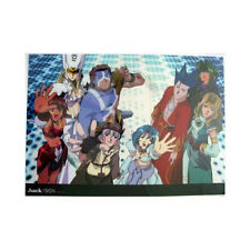 .Hack/ Sign Group Plastic Clear Poster Anime Mint