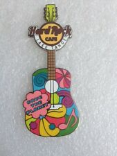 LAKE TAHOE,Hard Rock Cafe Pin,GROOVY Mantra Guitar Series,LE 100