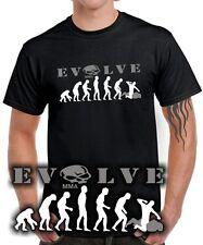 MMA t-shirt Evolution Ultimate free Fight Muay Thai kickboxing lucha de suelo