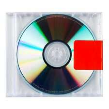 KANYE WEST yeezus/CD 2013 * New & Sealed * NOUVEAU *