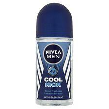 Nivea para hombres geniales Kick Antitranspirante Roll On - 50ML *