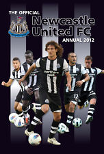 Newcastle United Annual Yearbook 2012 new The Magpies EPL NUFC
