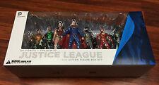 Dc Comics New 52 Justice League 7 Pack Action Figure Box Set Superman Batman