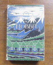 THE HOBBIT by J.R.R. Tolkien -1957 1st/9th - Allen UK HCDJ - Lord of the Rings