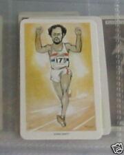 #41 Steve Ovett Athlétisme - 1980 S Sport Carte